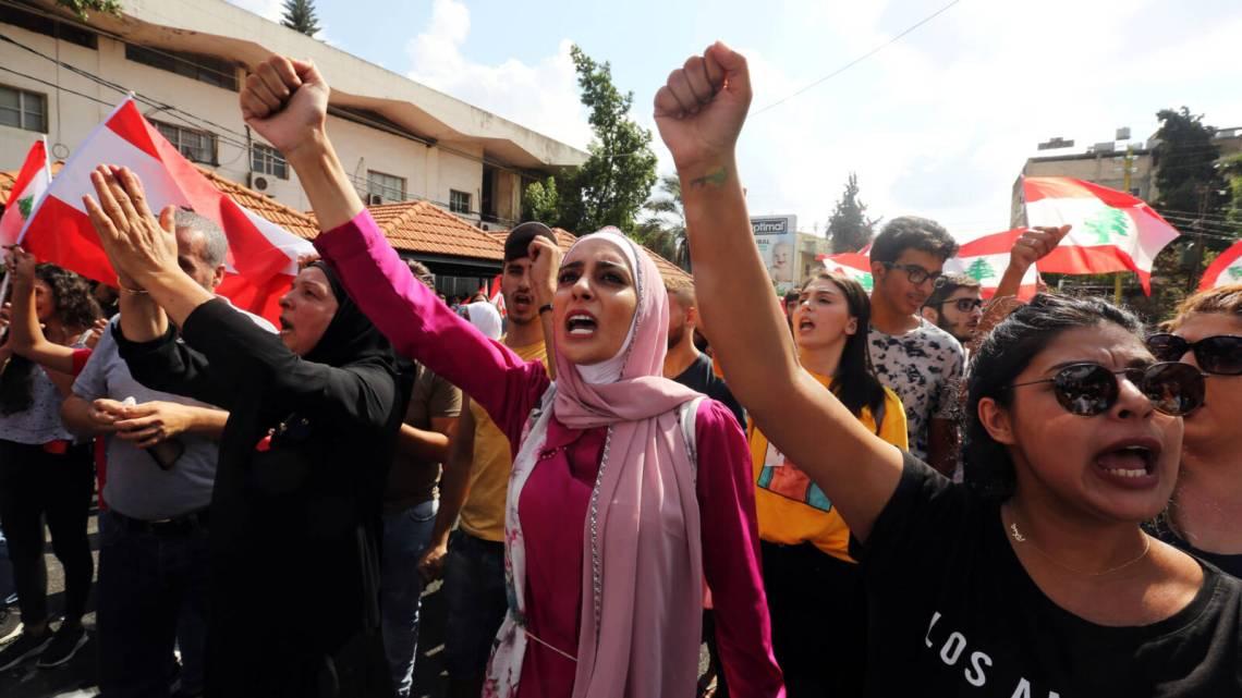 Libanon nog nooit zo verenigd, 'moslims en christenen willen hetzelfde'