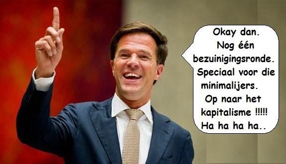 Mark Rutte bijna 10 jaar liegende premier van Nederland