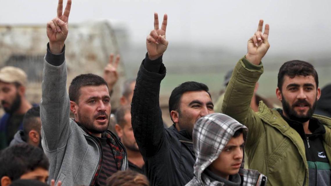 Amerika neukt de Koerden nog een keer hoeveel doden staan er op het spel?