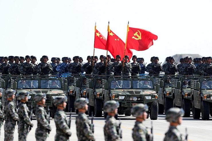 Waarom Rusland en China samen staan