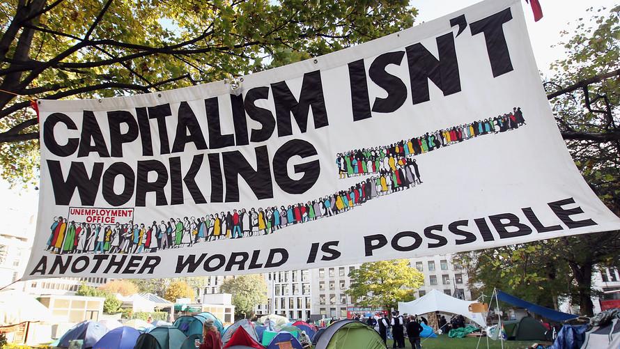 Revolutie in de  wereld: Amerikanen moeten nu opstaan, net als mensen in Libanon, Frankrijk, Chili, Hong Kong,  Catalonië enz.