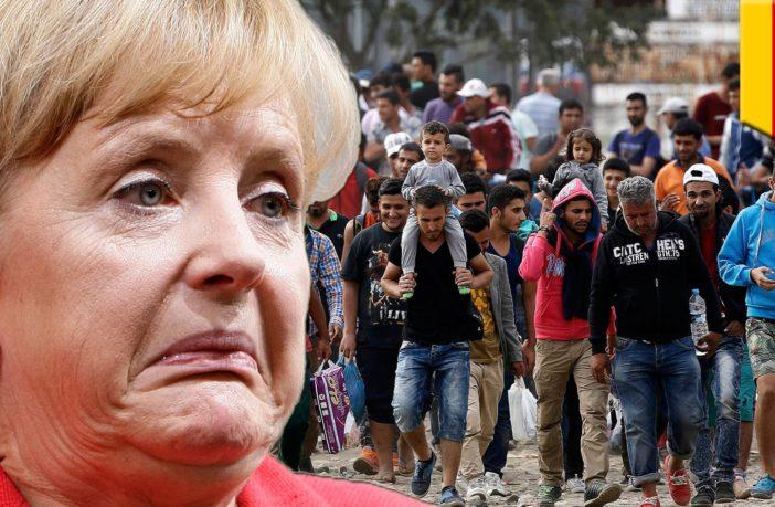VN: het asielbeleid van Merkel is opzettelijk genocide op het Duitse volk