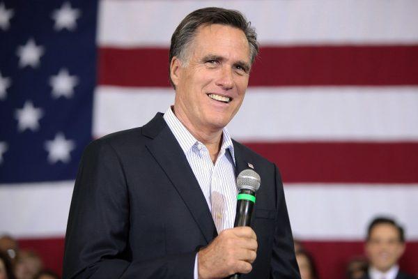 Problemen in de senaat? Mitt Romney noemt het gedrag van Trump 'verkeerd en verschrikkelijk'