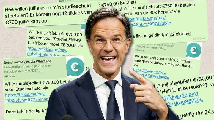 Haalt Rutte III de eindstreep?