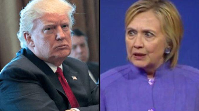 Gaat Hillary Clinton voor president in 2020?