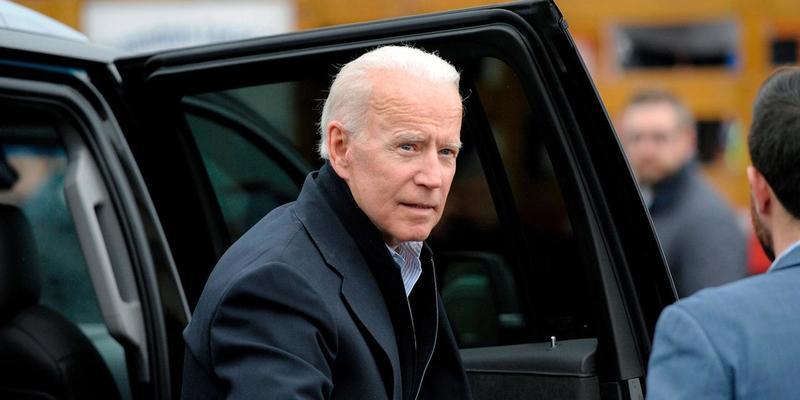 Biden: Stop met verstandig te zijn