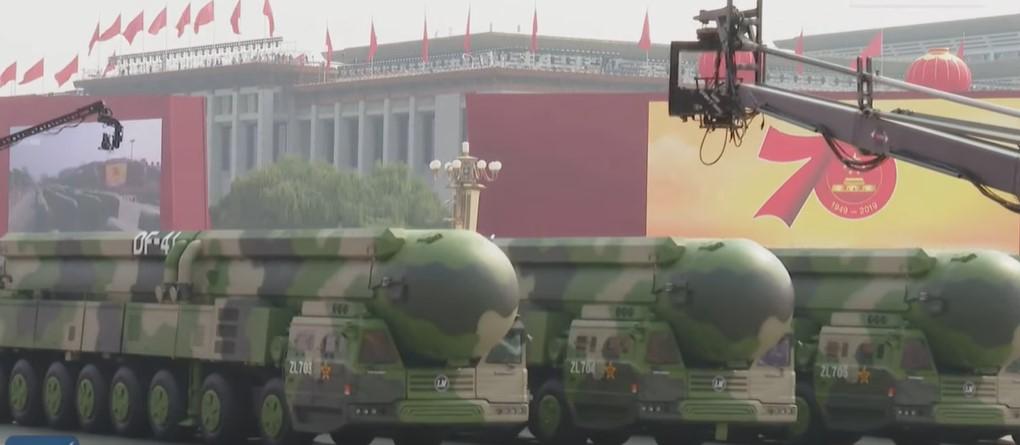 VS bevorderen 'diversiteit' terwijl China 'ultieme doomsday-wapen' onthult