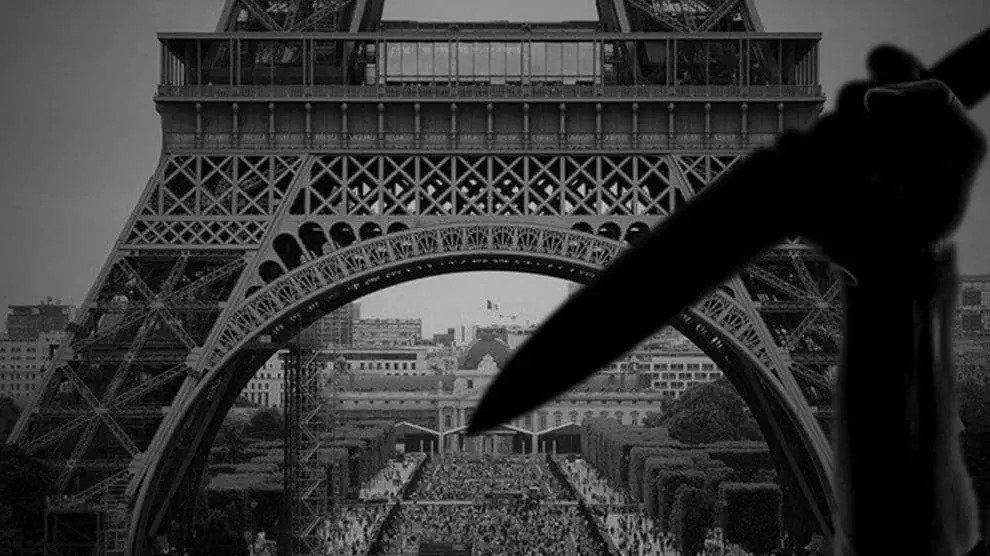 Parijse politieagent vermoordt – politieke correctheid is dodelijk