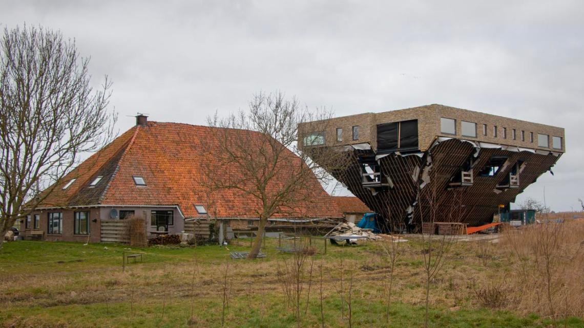 #boerenprotest Europa verliest 1.000 boerderijen per dag en klimaatveranderingen kunnen leiden tot uithongering