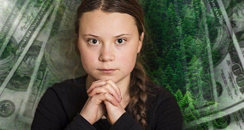 Gretacalypse Now: Greta Thunberg als hoedster van het kapitalisme met hulp van Soros