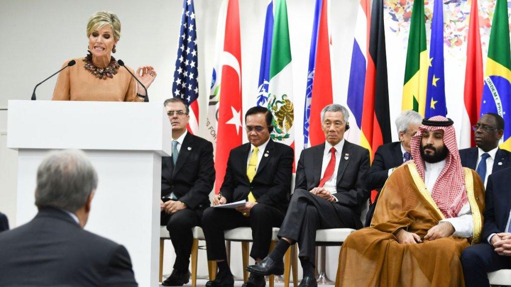 Oproep tot boycot G20 door SP: 'Rutte en Máxima moeten niet naar Saoedi-Arabië afreizen'