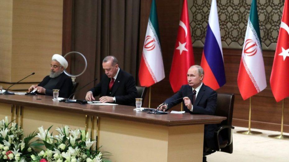 Het Russische meesterwerk in Syrië: Iedereen wint
