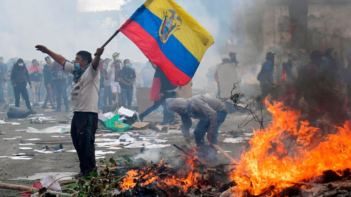 Lenin 'Judas' Moreno – Ecuador's verhaal van verraad en verzet