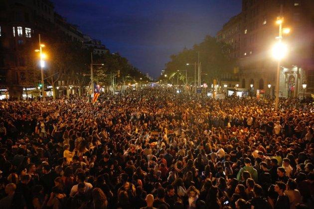 Is het Catalaans geduld op? Rellen en politiegeweld in Catalonië