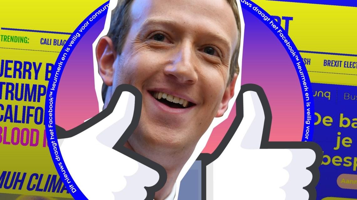 Binnenkort in Nederland? Facebook kiest 'betrouwbare' nieuwsbronnen uit voor gebruikers