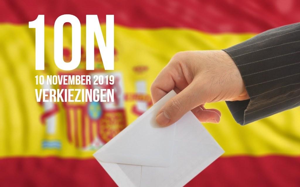 SPANJE: anti-moslim en vrouwen hatende VOX Partij stijgt tijdens de peilingen; verdubbelt zijn zetels in het Parlement
