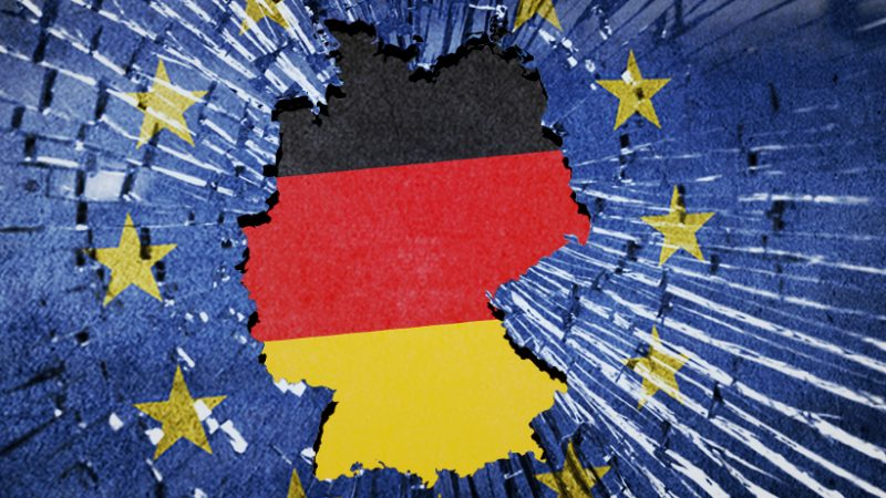 Duitsland en de EU