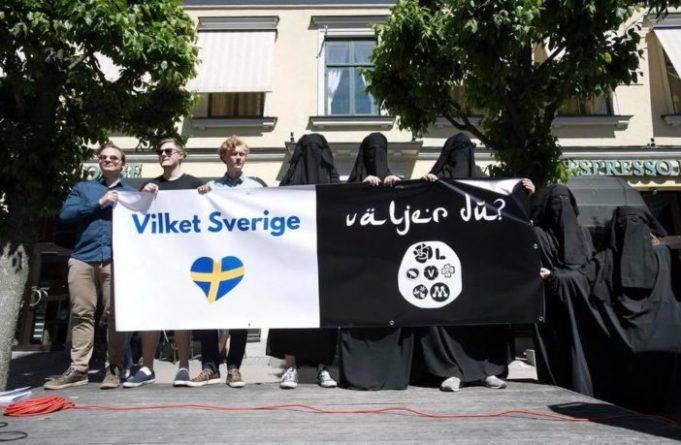 ISLAM: In Zweden groeit de islamisering harder dan waar ook in Europa