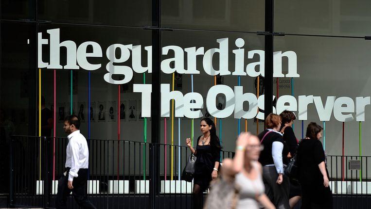 Hoe de Britse beveiligingsdiensten de belangrijkste liberale krant van het land neutraliseerden