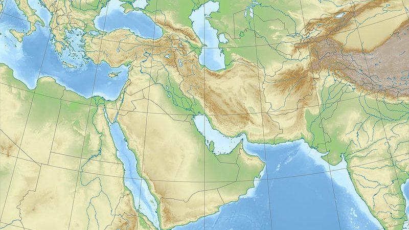 """""""Interne dynamiek"""" of """"externe invloed"""" in de Arabische wereld?"""
