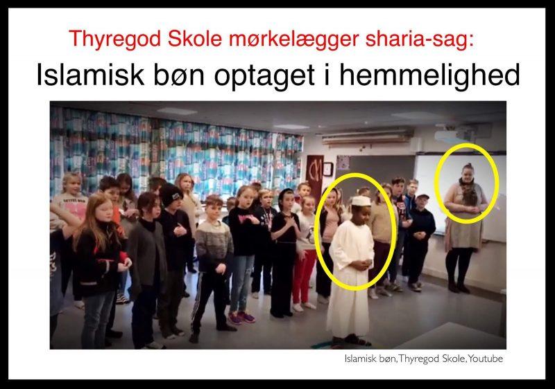 Video: Deense christelijke studenten worden op school gedwongen zich aan de islam te onderwerpen