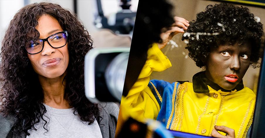 """Sylvana Simons op NPO Radio 2: """"Als Zwarte Piet niet verdwijnt uit Nederland, dan vertrek ik zelf"""""""