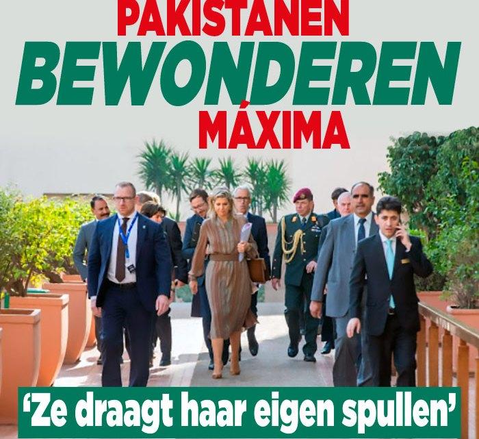 Koningin Máxima 3 dagen naar Pakistan. Al 10x dit jaar ging ze op VN-pad. Kosten voor belastingbetaler rijst de pan uit.