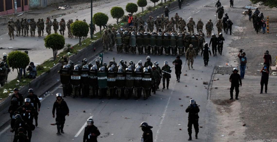 Tijd om te huilen voor Bolivia