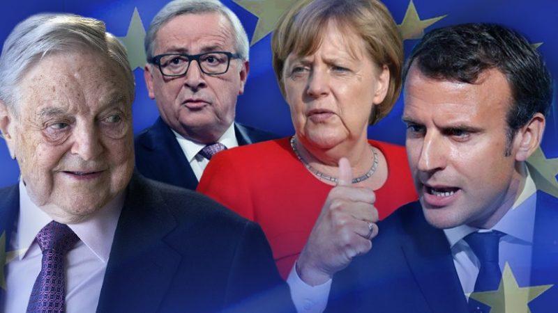 Europa's nieuwe strategie voor globalisering