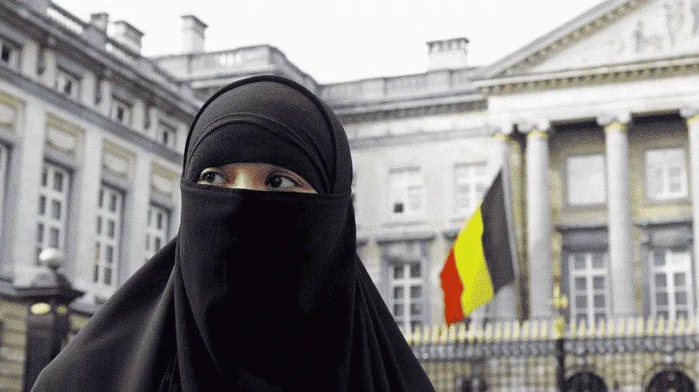 België wordt al griezelig geïslamiseerd