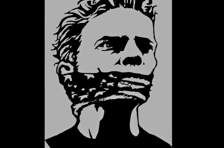 vrijheid van meningsuiting
