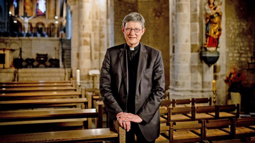 """Kardinaal Woelki uit Keulen: """"Hoe minder christenen we zijn, hoe islamitischer Duitsland wordt"""""""
