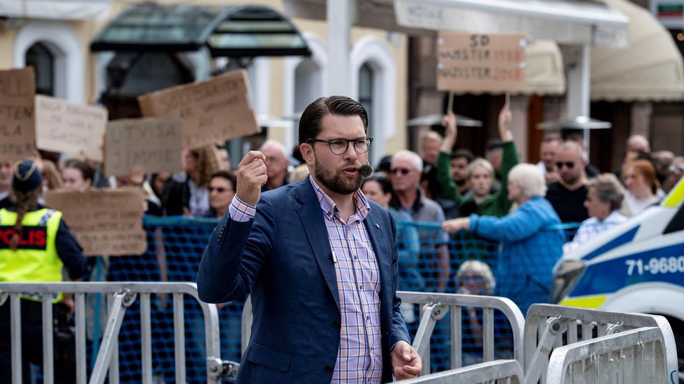 Triomf van rechts in Zweden is een gevolg van het totale falen van het liberalisme