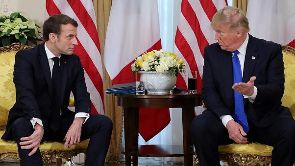 De Franse president Macron gooide onlangs de knuppel in het hoenderhok door te verklaren dat de NAVO 'hersendood' is
