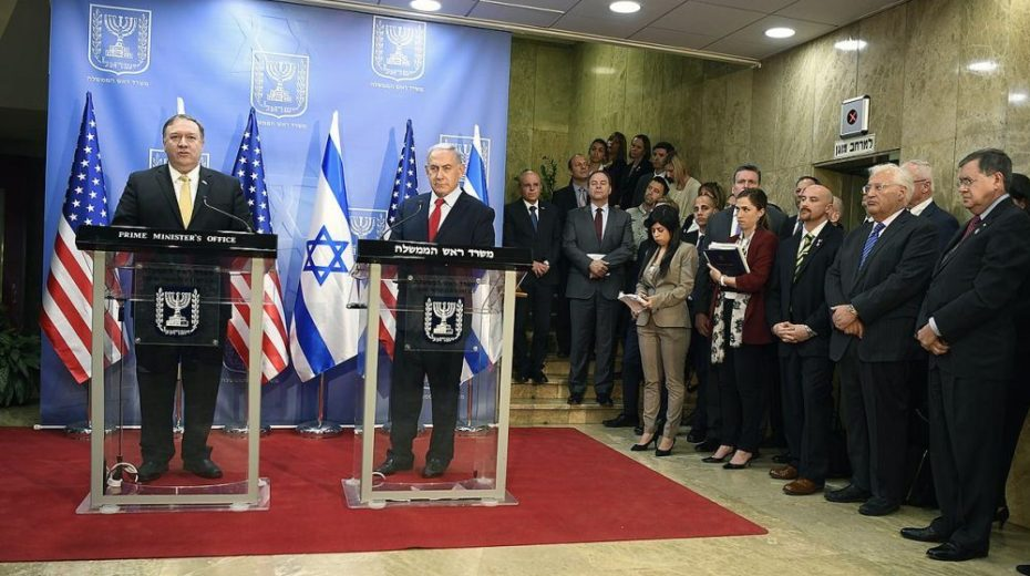 Trump wil oorlog: Netanyahu-Pompeo Meeting versterkt oorlogsplan tegen Iran