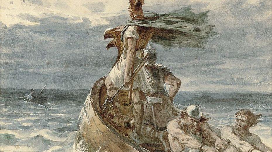 Vikingen vermoordden niet alleen monniken en plunderkloosters – ze hielpen ook het christendom te verspreiden