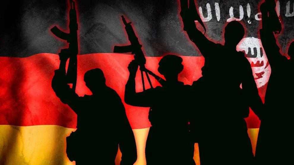 Sinds de illegale opening van de grens: Duitland voert 2.245 islamitische terroristische procedures