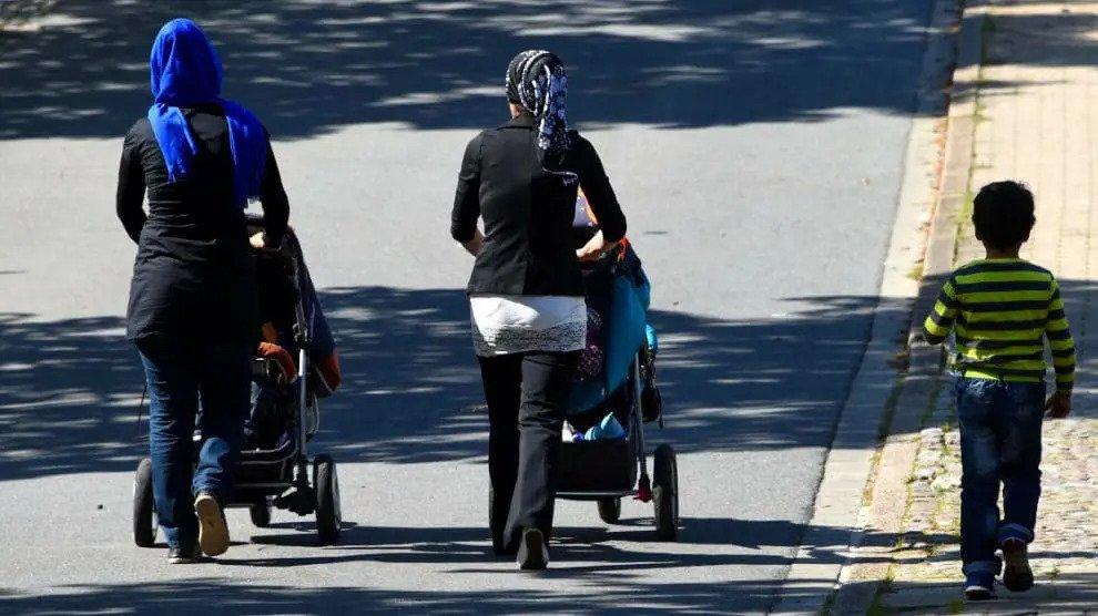 Bevolkingsverandering officieel bevestigd: niet-opgeleide migranten veroorzaken een babyboom