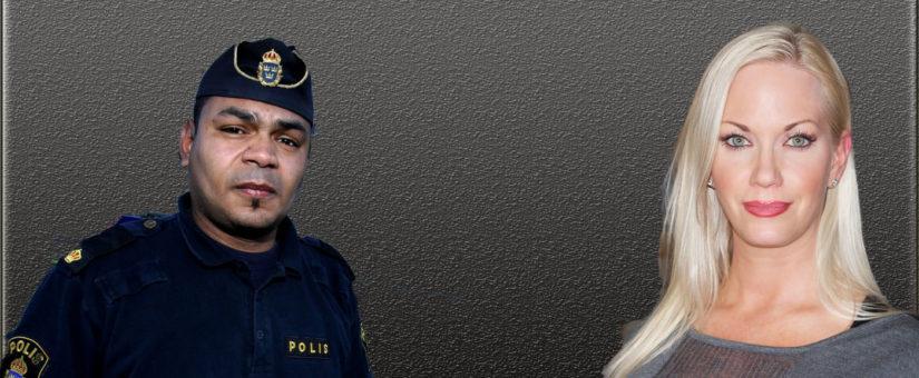 Zweedse activiste gearresteerd en geterroriseerd omdat zij zich uitsprak tegen de intolerantie en geweld in haar land