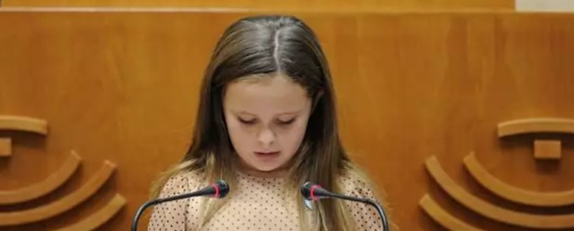 Transgender kind de nieuwe Greta Thunberg van Spanje?