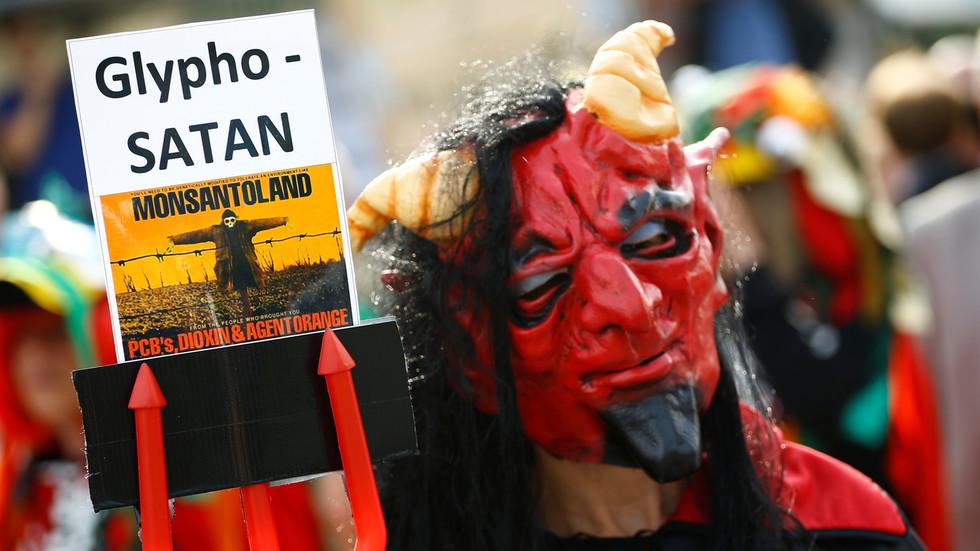 Het geheime wapen van Bayer-Monsanto: Ex-groene lobbyist om de wereld te vertellen dat het kanker glyfosaat het klimaat zal redden