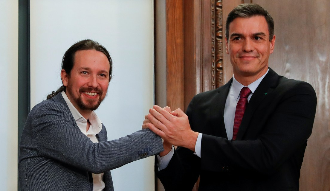 Pedro Sánchez, nieuwe president: Spanje heeft de eerste coalitieregering sinds de overgang