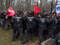 "Antifa ontploft vanwege AfD Holocaust-herdenking: ""Graven vertrapt, begrafeniskransen weggegooid"""