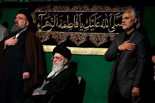 Nadat Mossad zich op Soleimani had gericht, trok Trump de trekker over