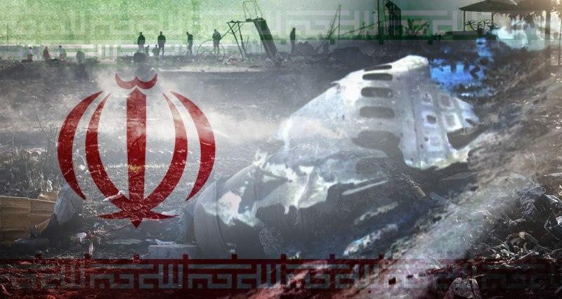 In de Media' duiken berichten op die suggereren dat 'derden' een rol hebben bij het neerhalen van vlucht 752 van Ukraine in Teheran