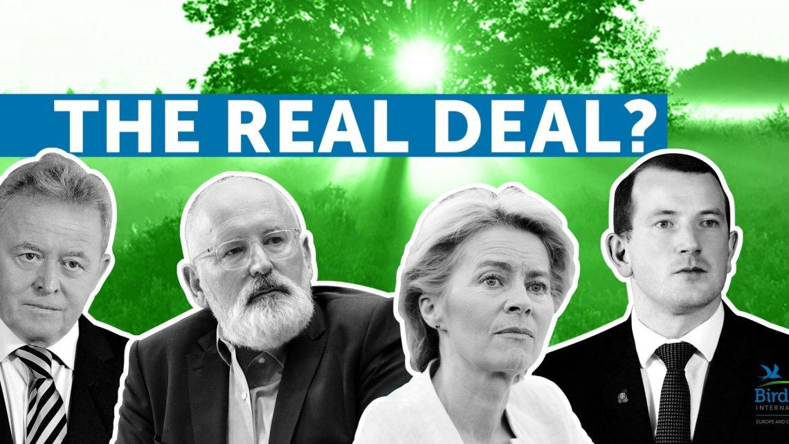 De NEW GREEN DEAL: Het lijkt alsof Lagarde, von der Leyen en Timmermans geen idee hebben waar ze mee bezig zijn