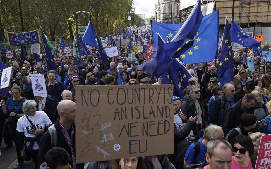 Brexit kan het einde betekenen van de globalisering en de daarmee gepaard gaande wereldwijde welvaart