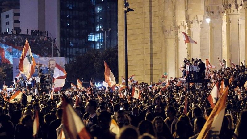 Olie, geld en Hezbollah: wat staat er op het spel in de protesten in Libanon?