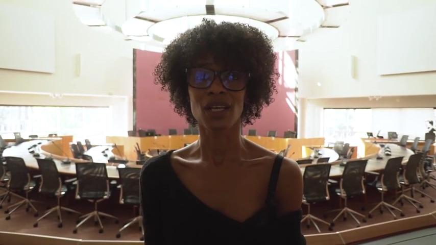 Sylvana Simons haalt hard uit naar zwarte vrouwen: 'Representeer jezelf! Ik kan het niet alleen, hè…'