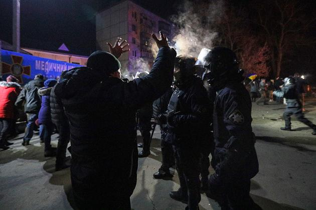 Hoe de westerse pers loog over de staatsgreep van 2014 in Oekraïne en deed alsof het in plaats daarvan een echte democratische revolutie was